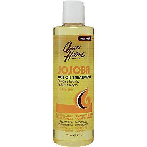 Queen Helene Jojoba Hot Oil Treatment 8 fl oz