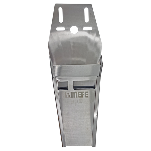 Double Stainless Steel Knife Scabbard
