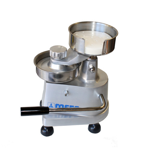 Hamburger Press Industrial Heavy Duty - Inc. 100mm & 130mm diameter bowls
