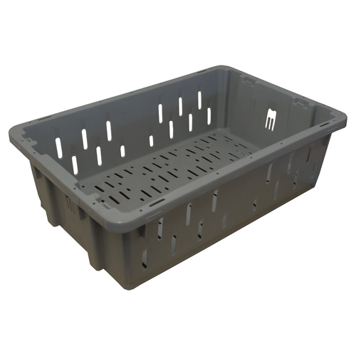 Vented Plastic Poultry Crate