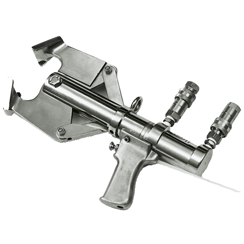 Hydraulic Lamb Horn Cutter