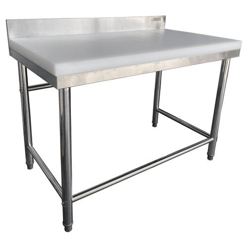 Heavy Duty Butcher's Chopping Table 1200 x 700 x 850