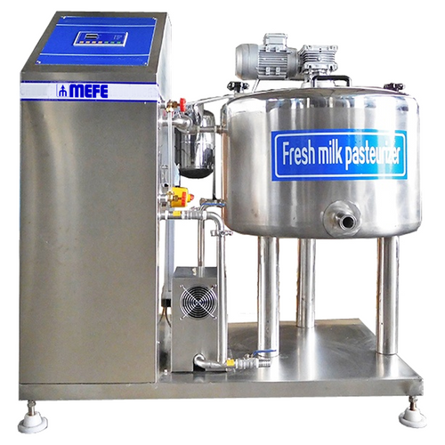 Water Cooling Pasteuriser Machine