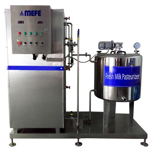 Compressor Cooling Pasteuriser Machine