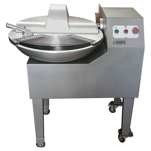 Bowl Cutter 24L 300kg/h Mobile 220V 1 phase