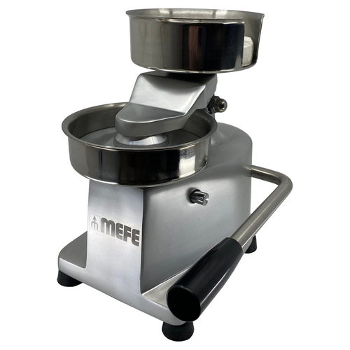 Hamburger Press Industrial Heavy Duty - 130mm Diameter Bowl