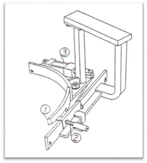 Pneumatic  LHO Rail switch Gate