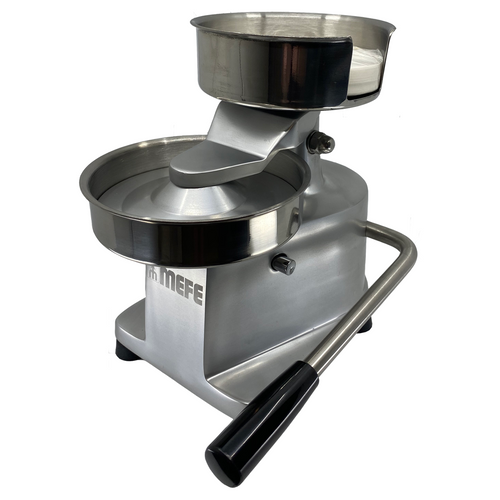 Hamburger Press Industrial Heavy Duty - 150mm Diameter Bowl