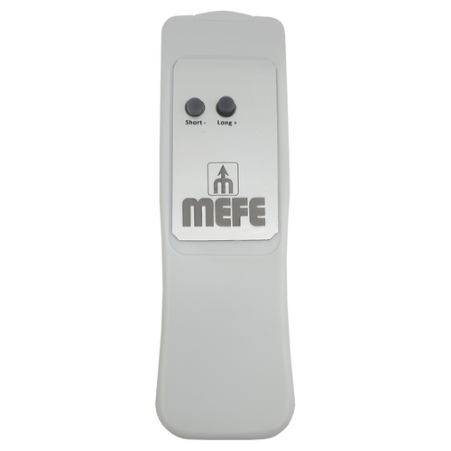Sensor Tap Remote Control to Reprogram Sensing Range
