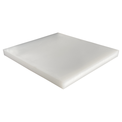 HDPE Chopping Board - 600 x 670 x 50mm