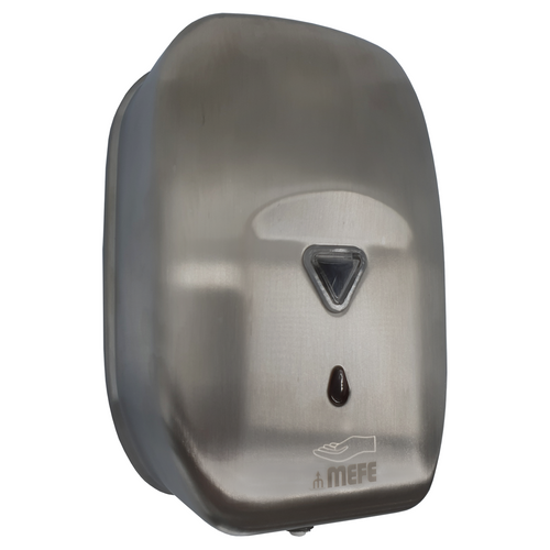 Automatic Infrared Stainless Steel Liquid Soap Dispenser - 1.2L