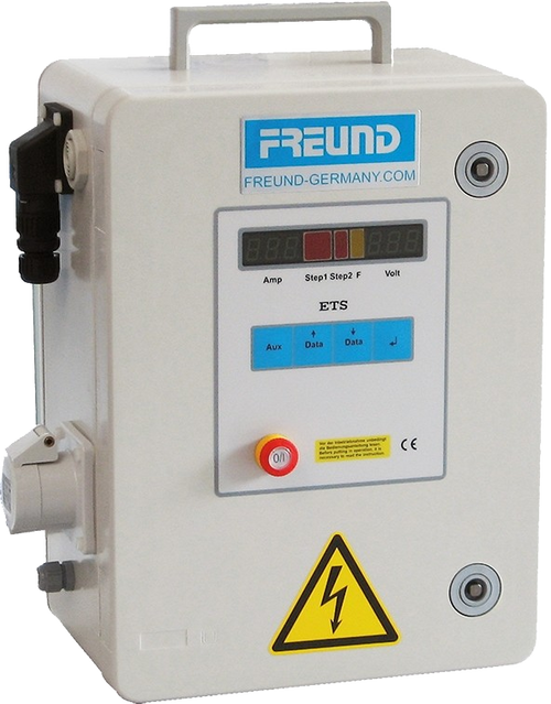 Programmable Stun Box with Constant Amperage & High Frequency