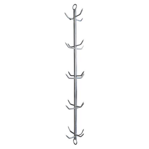 Stainless Steel Meat Tree / Rib Rack / Ham Hanger