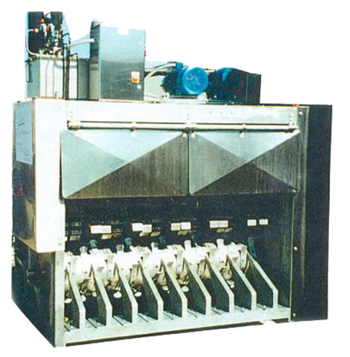 PIG DEHAIRING MACHINE - Model 250D - CAT 156