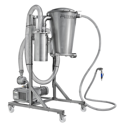 VSS/SVSS STEAM VACUUM SANITISER SYSTEMS