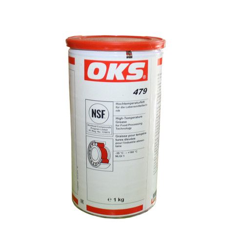 Food Grade Lubrication Grease 1kg - Gearboxes