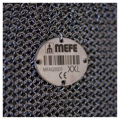 Stainless Steel Chain Mesh Apron CAT 128F*