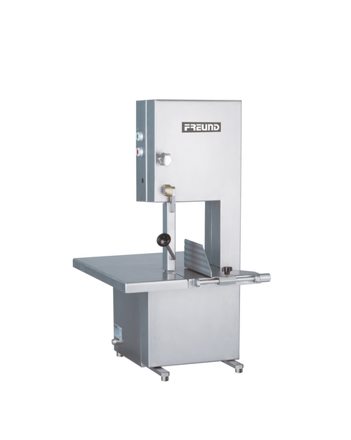 Table Industrial Butcher Band Saw - 1.1 KW 400V IP54