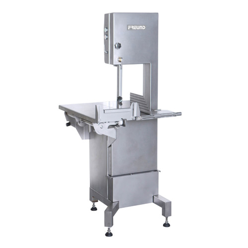Industrial Butcher Band Saw (Rolling table) - 2.2kW 400V IP54