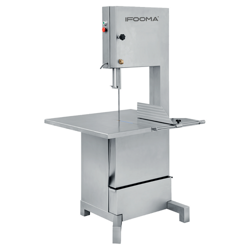 Industrial Butcher Band Saw (Fixed Table) - 2.2kW 400V IP54