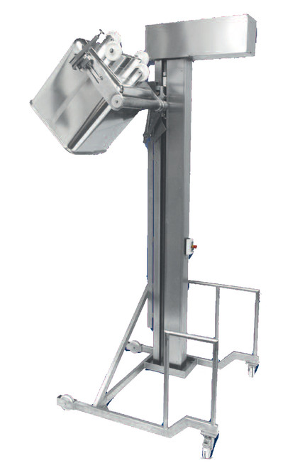 Mobile Chassis for Bin Lifter