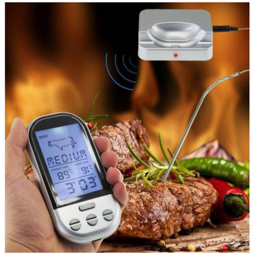 Remote Wireless Digital Thermometer
