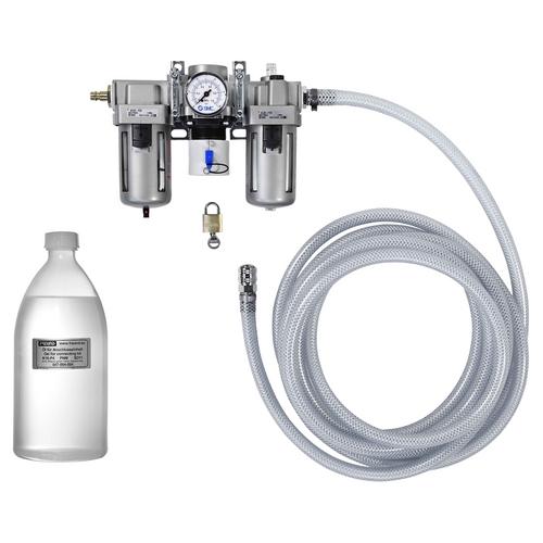 Pneumatic Connection Kit - Lubricator Regulator Filter unit for Skinners