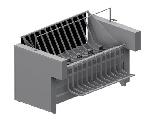 PIG SOW DEHAIRING MACHINE - Model 80