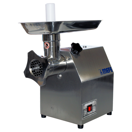 Electric Meat Mincer - 150kg/h Industrial Heavy Duty