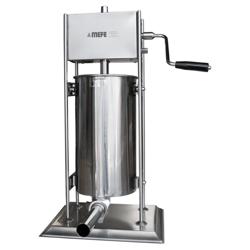 Bench top Stainless Steel Manual Sausage Filler 15L
