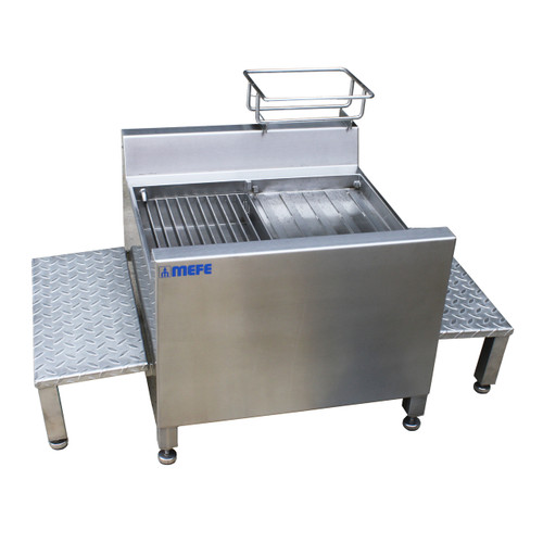 Automatic Shoe Disinfection Stand - 1300mm