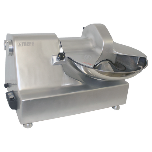 Bowl Cutter 12L 218 kg/h - Table Top 3 Blade Cutting