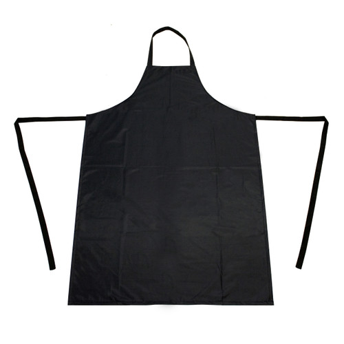 Nylon Apron (BLACK) Heavy Duty Food Grade