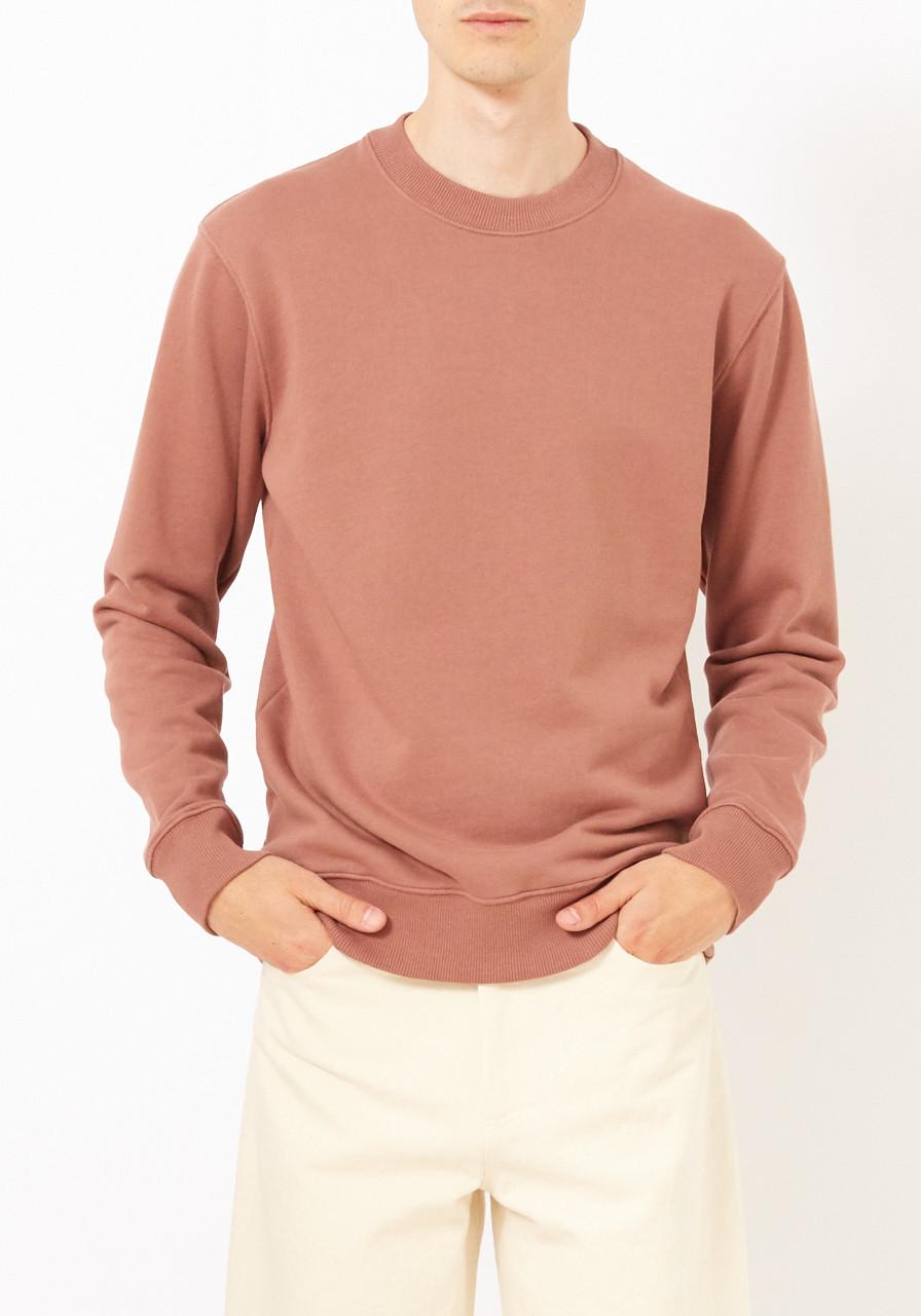 161d6494056b L Homme Rouge Rust NEEDS Sweatshirt - LE POINT
