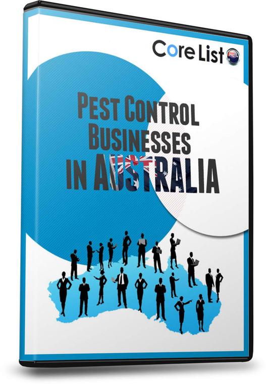 Pest Control Businesses in Australia