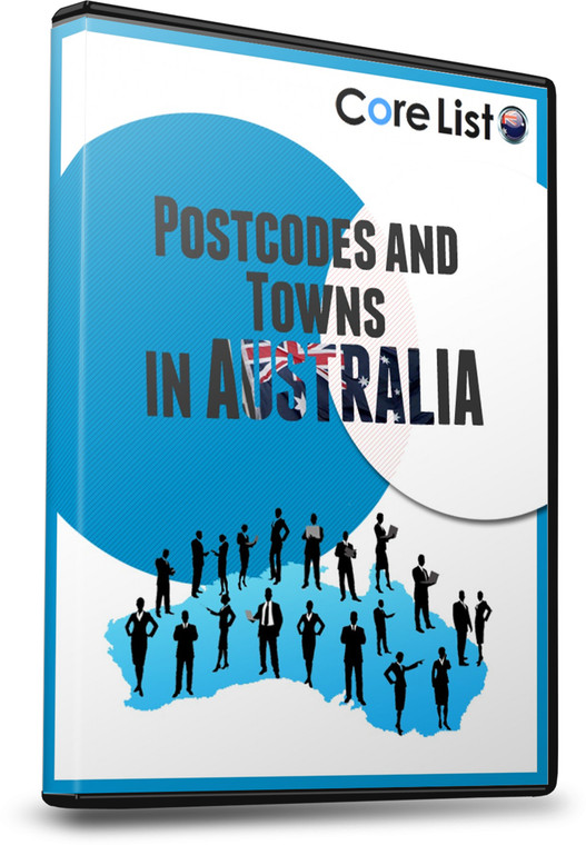 Postcodes and Towns in Australia