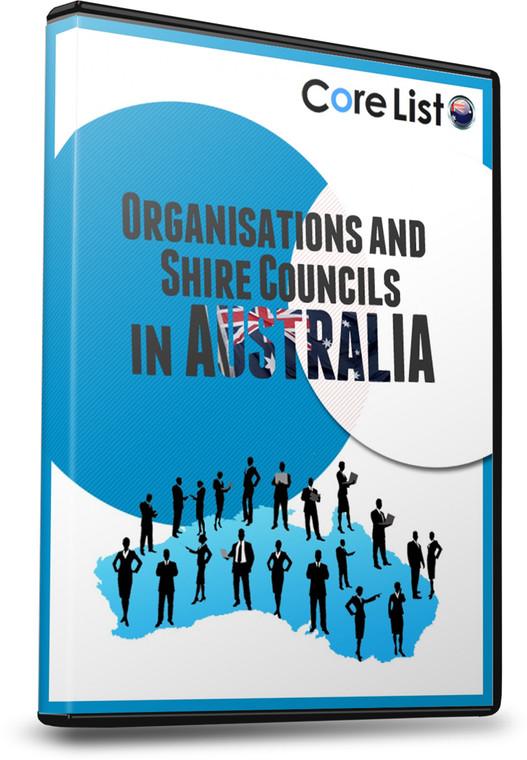 Councils & Organisations in Australia