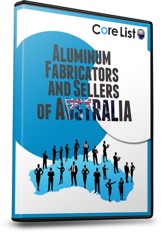 List of Aluminium Businesses of Australia