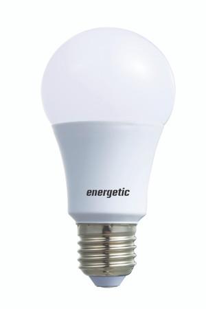 Energetic A60 E27 6.5W (470lm) Warm White LED Bulb