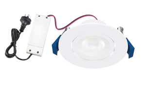 Energetic Celeste Gimble Downlight 12W (750lm) 3000K - Warm White
