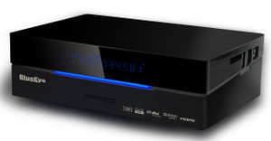 BlueEye Dual HD TV Tuner And Multimedia Player