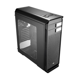 Aerocool Aero-500 Mid-Tower Case w/Window - Black