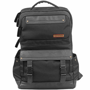 "Promate ""Doric"" Premium Adjustable Multi-purpose Backpack with Multiple Storage Options, Up to 15.6"""
