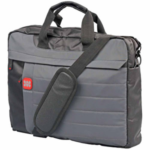 "Promate 'Urbaner-MB' Premium Multi-Purpose Messenger Bag for Laptops up to 15.6"" - Blue"
