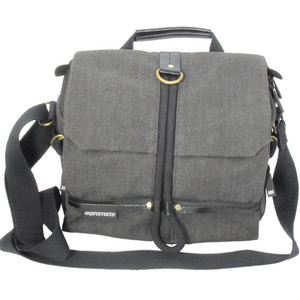 Promate 'xPlore-S' Contemporary DSLR Camera Bag /adjustable storage/water resistant cover- Small