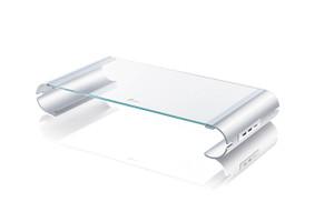 j5create Monitor Stand with 3-Port USB 3.0 HUB