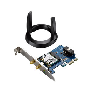 ASUS PCE-AC55BT AC1200 WiFi PCI-E Card With Bluetooth 4.0 Support