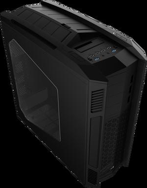 Aerocool XPREDATOR-II Full Tower, 2xUSB3.0, 4xUSB 2.0, 2XFan Controllers, HD Audio Mic, HDD Docking