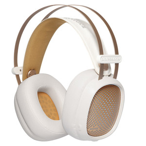 Promate 'Valiant' Superior Over-Ear Wired Professional Gaming Headset-White