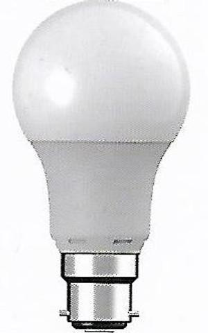 Jadens LED Bulb Light B22 Bayonet Replacement Globe 8.5W (800 lm) Cool Daylight